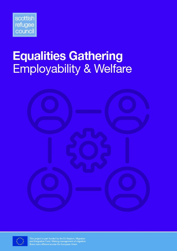 Employment and welfare gathering-thumbnail
