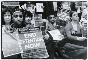 End Detention Campaign, June 2007, by Gareth Harper