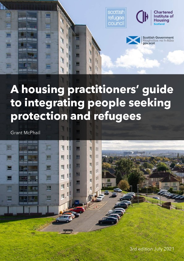 Scottish Refugee Council Housing Practitions Guide 2021-thumbnail